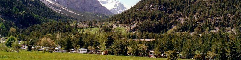Bando per la concessione area campeggio in loc.  Pian del Colle
