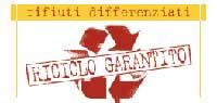 rifiuti differenziati, riciclo garantito