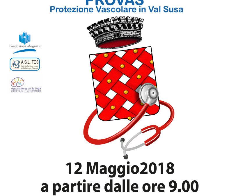 GIORNATA DI PREVENZIONE DELL'ICTUS CEREBRALE