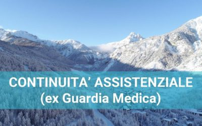 CONTINUITA' ASSISTENZIALE (ex Guardia Medica) MONTAGNE OLIMPICHE