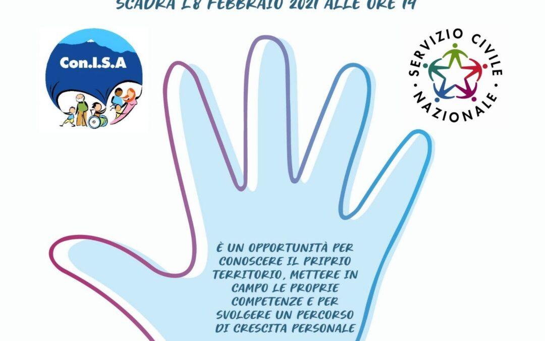 """BANDO SERVIZIO CIVILE UNIVERSALE """"OLTRE L'OSTACOLO"""""""