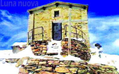 DIAGNOSTICA ARCHITETTONICA E STRUTTURALE CAPPELLA DEL MONTE THABOR (m.3178)